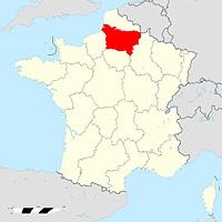 Пикардия - регион Франции