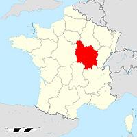 Бургундия - регион Франции