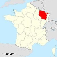 Лотарингия - регион Франции
