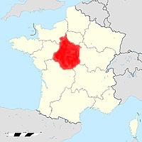 Центр-Долина Луары - новый регион Франции