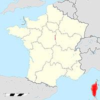 Корсика - новый регион Франции