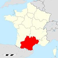 Лангедок-Руссильон - Юг-Пиренеи - новый регион Франции