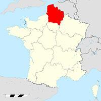 Норд-па-де-Кале - Пикардия - новый регион Франции