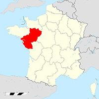 Земли Луары - регион Франции