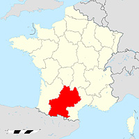 Юг-Пиренеи - регион Франции