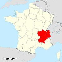 Рона-Альпы - регион Франции