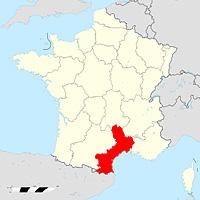 Лангедок-Руссильон - регион Франции
