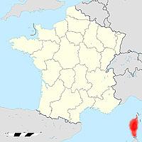 Корсика - регион Франции