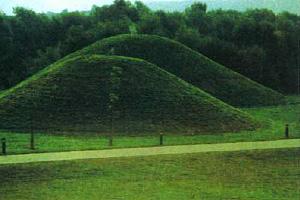 Гробница кельтской принцессы. 400 г. до н. э.
