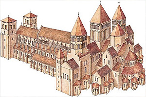 Культура Франции в IX - XI в.в.