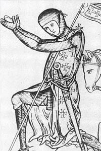 Жоффруа Виллардуэн (около 1160—1212) - французский писатель XII - XIII в.в.