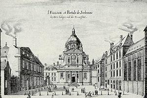 Парижский университет в XII – XIII в.в.