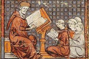 Развитие науки во Франции в  XIV—XV в.в.