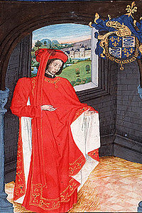 Карл Орлеанский (1394 — 1465) - французский поэт XV века