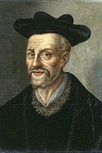 Франсуа Рабле (1494—1553) - представитель французского Возрождения XVI в.