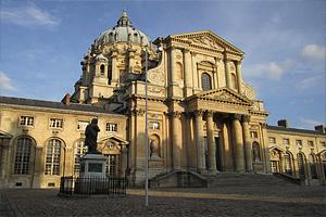 Церковь Валь де Грас - памятник французской архитектуры второй половины XVII в.