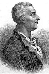 Шарль Луи Монтескье (1689—1755) - представитель французского Просвещения XVIII в.