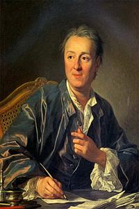 Дени Дидро (1713—1784) - представитель французского Просвещения XVIII в.