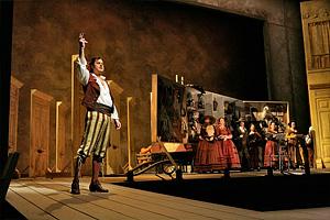 Драматургия и музыкальное искусство Франции XVIII века. Севильский цирюльник