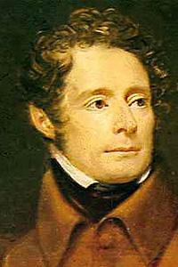 Альфонс де Ламартин (1790—1869) - французский писатель XIХ в.