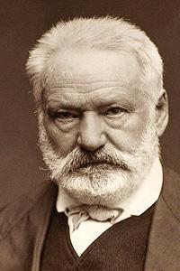 Виктор Гюго (1802—1885) - французский писатель XIХ в.