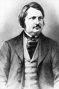 Оноре де Бальзак (1799—1850) - французский писатель XIХ в.