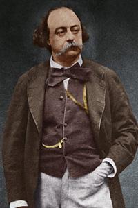 Гюстав Флобер (1821— 1880) - французский писатель XIХ в.