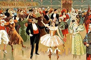 Театр Франции в XIX веке. Водевиль