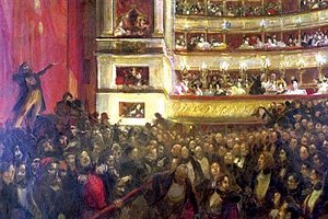 Театр Франции в XIX веке
