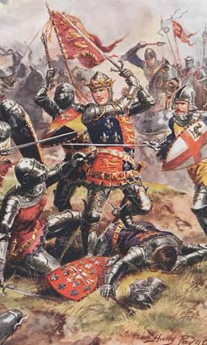 Битва при Азенкуре (1415 г.)