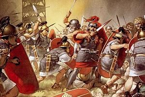 Худобец А.А. Римляне в Галлии