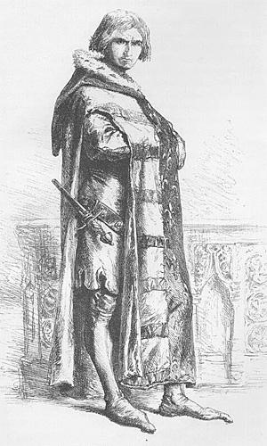Этьен Марсель - инициатор Парижского восстания в 1356-1358 г.г.