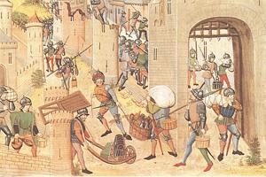 Восстание тюшенов во франции (1382 г.)