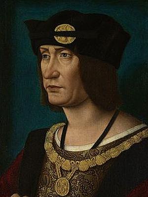 Людовик XII - король Франции (1498 - 1515 г.г.)