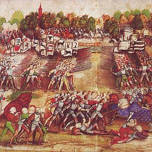 Битва при Мариньяно 1515г. �тальянские войны