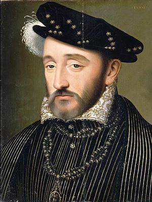 Генрих II - король Франции (1547 - 1559)