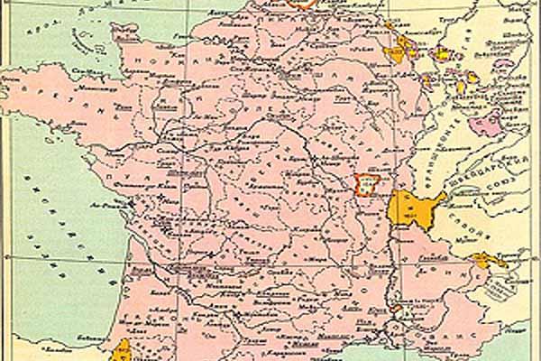 Франция в первой половине XVI века. �тальянские войны