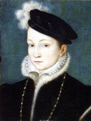 Франциск II - король Франции (1559 - 1560 г.г.)