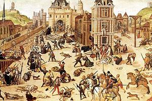 Реформация во Франции. Варфоломеевская ночь (1572 г.)