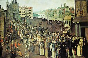 Реформация во Франции. Католическая лига