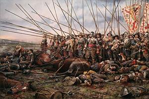 Битва при Рокруа. Франция в Тридцатилетней войне.