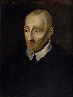 П.Ронсар - выдающийся деятель французского Возрождения XVI века