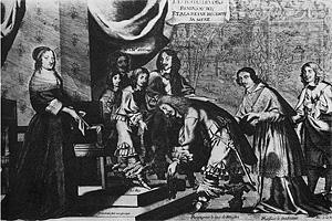 Франция в середине XVII века. Фронда