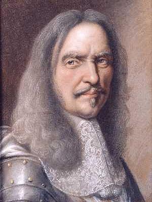 Тюренн - французский полководец во времена Голландской войны
