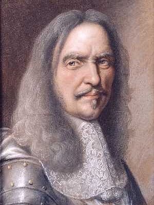 Тюренн - французский полководец во времена Фронды