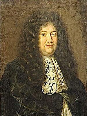 М.Л.Лувуа - государственный секретарь по военным делам Франции в конце XVII века