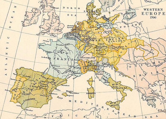 Война Аугсбургской лиги (1688 - 1697 г.г.)