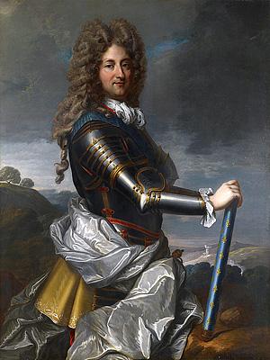 Филипп II Орлеанский - регент Франции (1715 - 1723 г.г.)