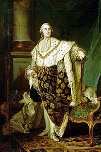 Людовик XVI  - король Франции (1715 - 1792 г.г.)