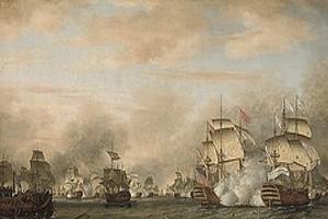 Война за независимость США. Вест-�ндийский военный театр